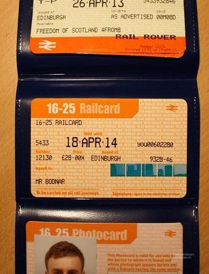 Bilet Szkocja