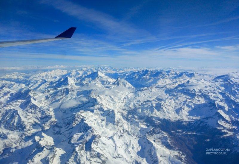 USA – Alpy