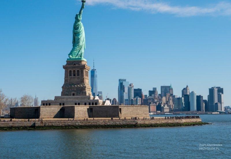 USA – Nowy Jork – Liberty Statue