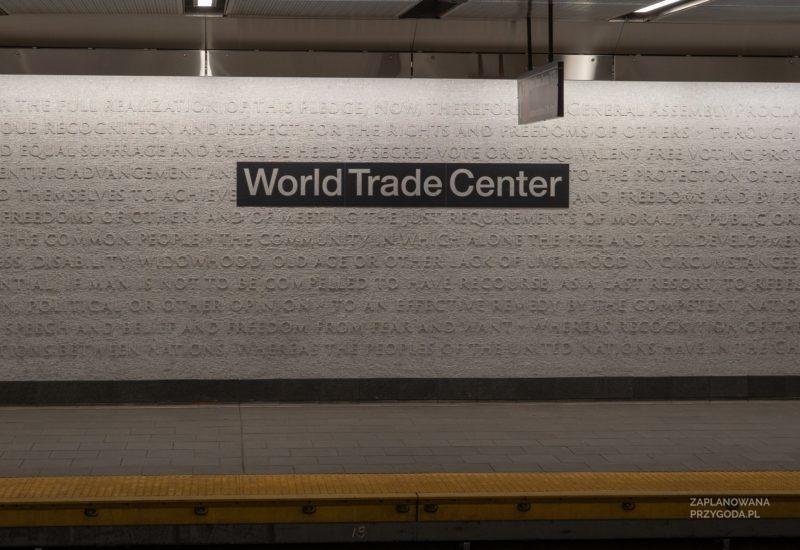 USA – New York – WTC