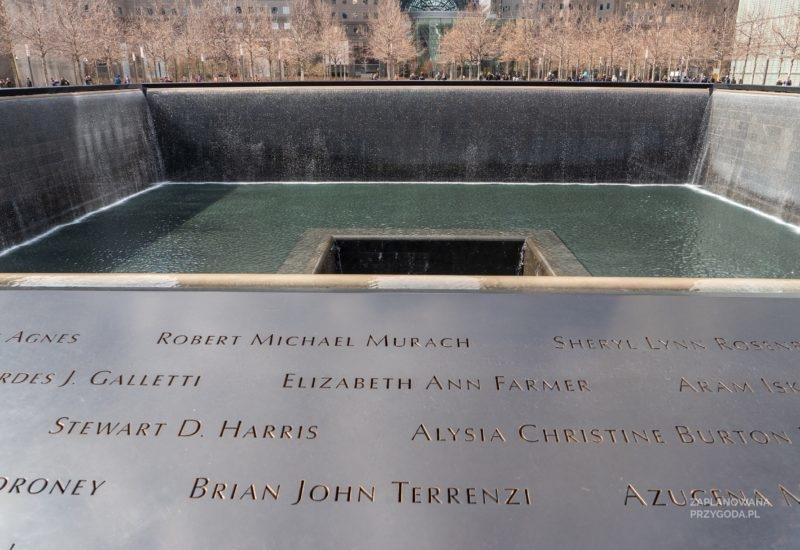 USA – New York – WTC Memorial