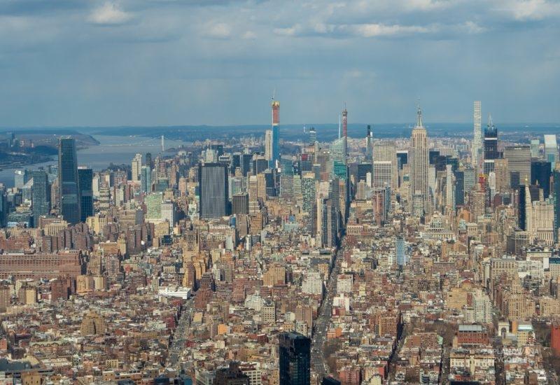 USA – Nowy Jork – WTC One