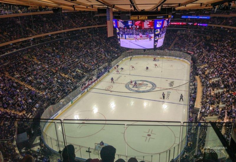 USA – New York – MSG – NHL