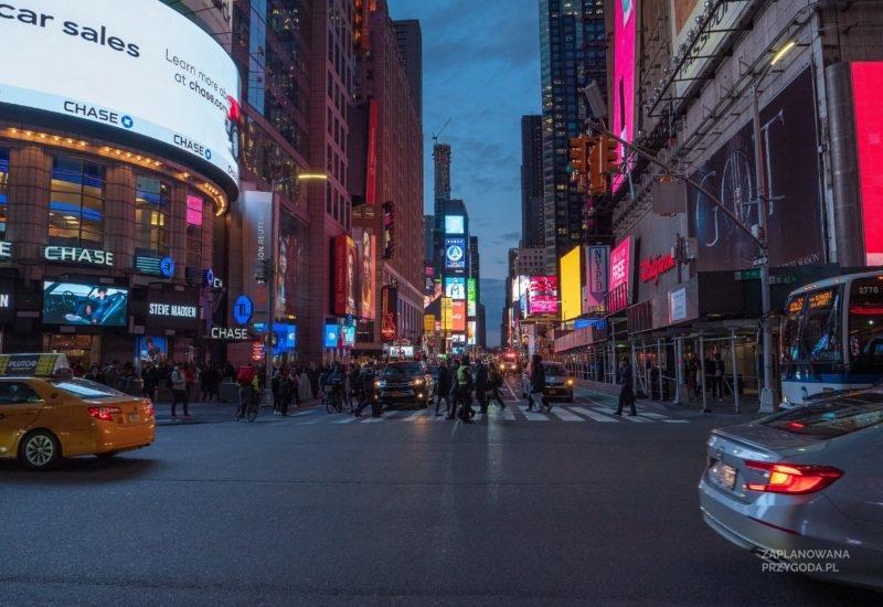 USA – Nowy Jork – 11