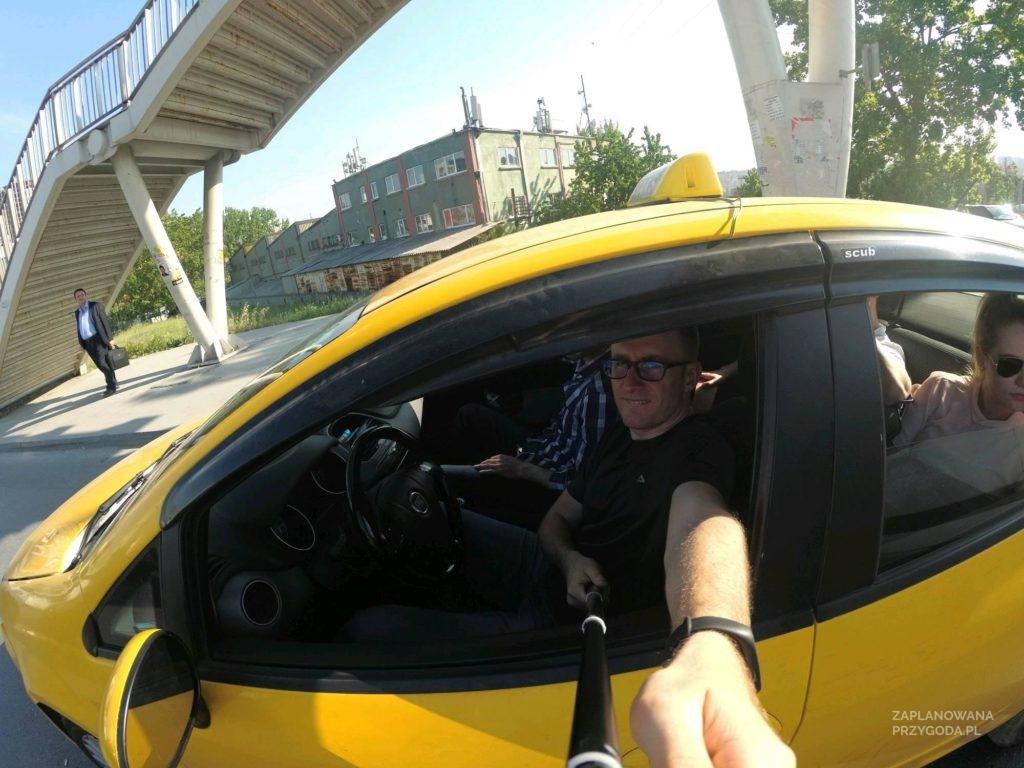 W Stambule każdy może być taksówkarzem ... nawet Ty