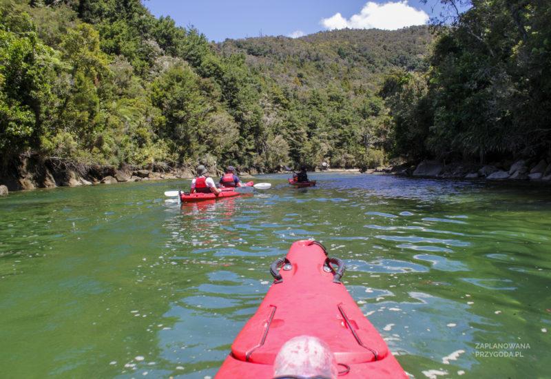 Nowa Zelandia – Abel Tasman National Park