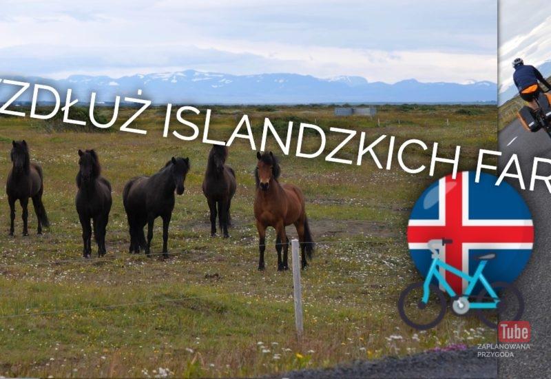 wzdluz islandzkich farm